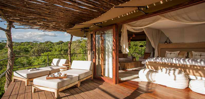Lodge Safaris en Tanzanie